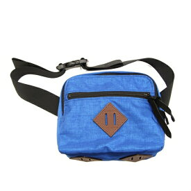 hobo(ホーボー) CELSPUN Nylon BALMAT Waist Bag by ARAITENT(アライテント) BLUE
