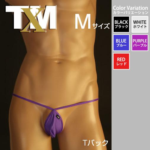 【TM collection】STRIKESKIN フロントポーチ Tバック メンズ Tバック 下着 パンツ アンダーウェア