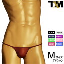 New T2M2 ハギ無しシャープ Tバック  メンズ Tバック 下着 パンツ アンダーウェア【TMコレクション】