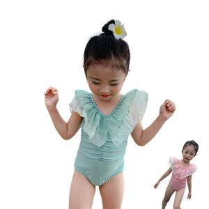 キッズ 水着 女の子 キッズ水着 子供水着 ガールズ水着 子供服 連体 水遊び 体型カバー スイミング かわいい 小学校 幼稚園 保育園 プール 海 海水浴 動きやすい おしゃれ 紫外線防止 日焼け