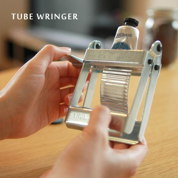 チューブリンガー Tube Wringer チューブ絞り チューブしぼり チューブ絞り器 便利グッズ 雑貨 レトロ アメリカン