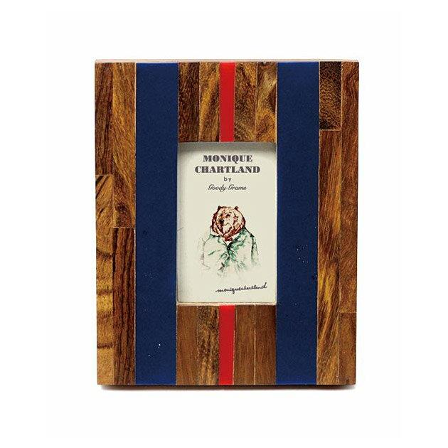 フォトフレーム 木製 Goody Grams / PHOTO FRAME-OAR G アンティーク 写真立て おしゃれ 母の日 ブランド 人気 インテリア雑貨 レトロ 壁掛け 葉書 ハガキ 卓上 プレゼント ギフト 贈り物