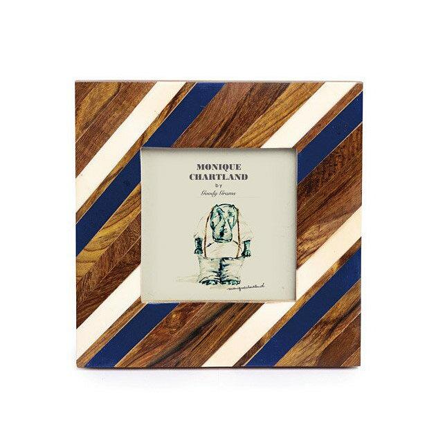 フォトフレーム 木製 Goody Grams / PHOTO FRAME-OAR H アンティーク 写真立て おしゃれ インテリア雑貨 レトロ 壁掛け 葉書 ハガキ 卓上 正方形 ブランド 人気 プレゼント ギフト 贈り物 母の日 彼氏 彼女