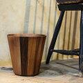 ゴミ箱木製木目おしゃれダストボックスアカシアGOODYGRAMS(グッディグラムス)WoodDustBin(ウッドダストビン)Sサイズ