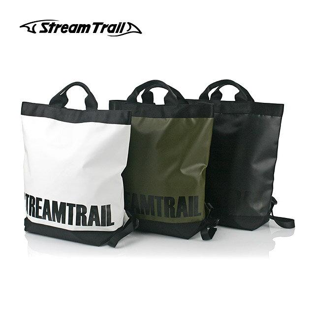 ストリームトレイル マレット Mullet トートバッグ A4 ナイロン 防水 撥水 メンズ レディース おしゃれ 人気