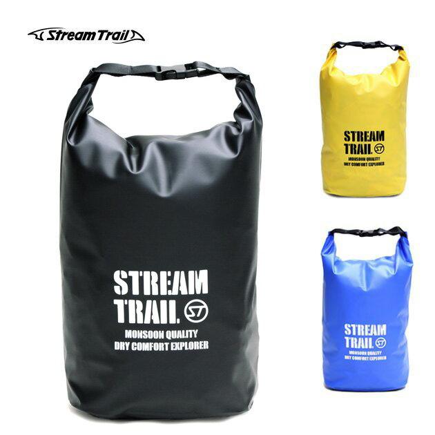 ストリームトレイル ドライパック DRY PACK 10L Stream Trail スポーツバッグ 靴 袋 防水 大人 メンズ アウトドア