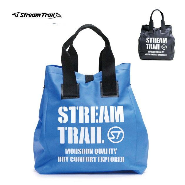 ストリームトレイル ウエット トートバッグ スポーツ スポーツバッグ 縦型 WET TOTE BAG 35L Stream Trail a4 おしゃれ 大きめ 大容量 ジムバッグ