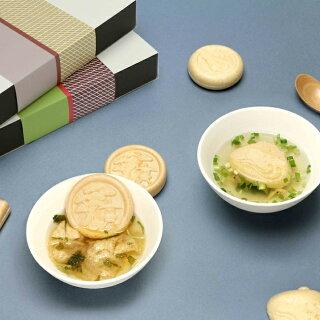 【6個セット】MAMCAFE/MAMOSUIMONOSET02お吸い物最中6個セット詰め合わせ最中国産インスタントスープMAMCAFEマムカフェ