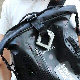 【サメデザイン/10kgまで/全3色】バッグハンガーテーブルフックカバン掛け鞄掛けデスクかばんかけかばん掛けバッグフックキーホルダーバッグ掛け10kg便利グッズおしゃれ便利雑貨カラビナストリームトレイルStreamTrailCLIFFHANGERSHARK