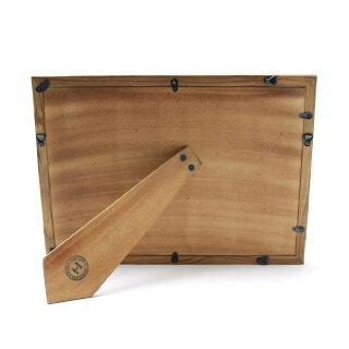 フォトフレーム写真立て木製アンティーク壁掛けMONIQUECHARTLAND/VRINDA