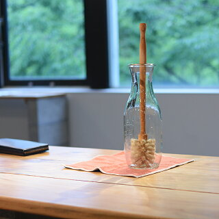 レデッカー哺乳瓶ブラシ馬毛キッチンブラシ水筒グラスジョッキドイツ掃除道具おしゃれRedeckerミルクボトルブラシ