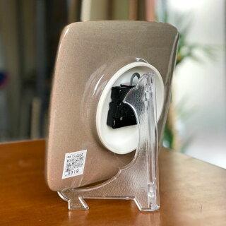 掛け時計おしゃれ送料無料音がしない陶器見やすい大きいナチュラルレトロ日本製LubbockWallClockラボックウォールクロックトラディションアコースティックTRADITIONACOUSTIC