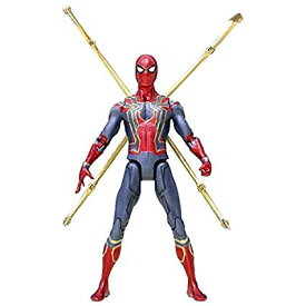 SPIDER-MAN スパイダーマン 塗装済み フィギュア PVC FIGURE 塗装済み可動フィギュア ABS