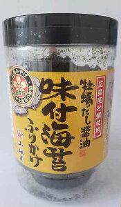 山城屋牡蠣だし醤油味付海苔ふりかけ50gケース(30入)