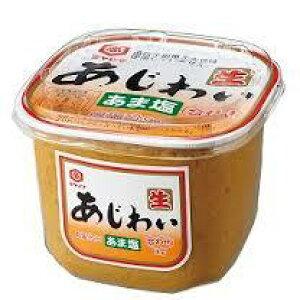 宮島醤油 あじわい甘塩カップ合せみそ 1kg