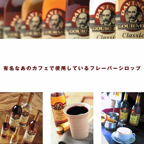 【ダヴィンチ】フレーバーシロップ12本入り限定送料無料!!