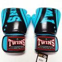 TWINS SPECIAL ボクシンググローブ 14oz TW水黒SP /ボクシング/ムエタイ/グローブ/キック/フィットネス/本革製/ツインズ/大人用/14オ...