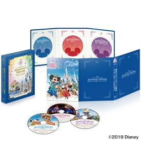 東京ディズニーリゾート35周年アニバーサリー・セレクション DVD全3巻