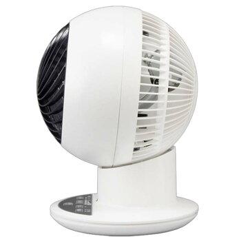 サーキュレーター18畳アイリスオーヤマボール型上下左右首振りホワイトPCF-SC15Tサーキュレーター静音首ふり扇風機おしゃれ冷房送風静音省エネ夏物冷風機冷風扇首ふり空気循環部屋干し