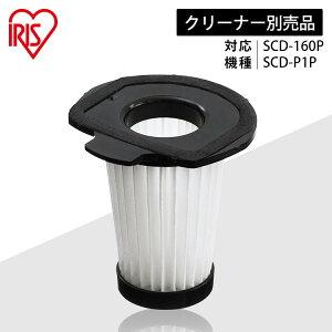 スティッククリーナー用排気フィルター CFT55 フィルター 掃除機フィルター 排気フィルター 交換 スティッククリーナー 別売り 部品 専用パーツ アイリスオーヤマ
