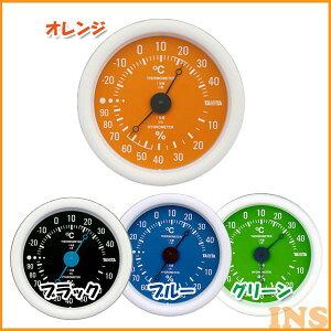 温湿度計 TT-515 オレンジ・グリーン・ブルー・ブラックTANITA(タニタ) (D)(湿度計/温度計)