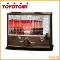 石油暖房季節家電暖房器具TOYOTOMI反射式石油ストーブ(シングル燃焼タイプ)木目トヨトミ