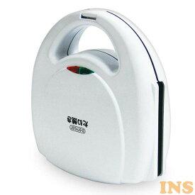 たい焼きメーカー KDHS-010Wたい焼き機 たい焼き器 コンパクト収納 簡単 調理器 家庭用 2匹分 2枚分 LITHON ライソン 【D】