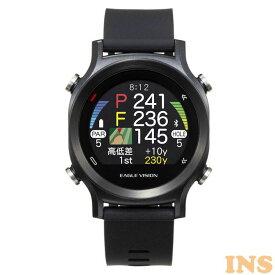 距離計 ゴルフ EAGLE VISION watch ACE ブラック EV-933 送料無料 ゴルフ 計測計 距離計 ゴルフナビ イーグルビジョン EAGEL VISION EV GPS 高低差表示 ピンポジ君対応 朝日ゴルフ 【D】