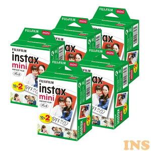 【5個セット】チェキフィルム 20枚×5P INSTAXMINIJP2 写ルンです カメラ 富士フイルム 使い捨てカメラ インスタントカメラ simple ace フイルム 現像 富士フイルム D