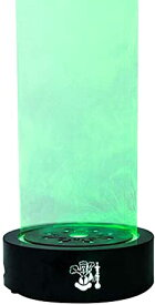 シーシャ シーシャ台 レーザーライト LEDライト 在宅シーシャ おうち時間 インテリア インスタ映え 充電式 繰り返し利用可能 (緑)