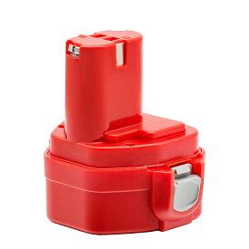 マキタ 12vバッテリー 3000mAh互換バッテリー マキタPA12 1250 1235 1235B 1235F 1234 1233 1222 1220 1202対応互換品 ニッケル水素バッテリー