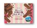 【宮城菓子店】焼きショコラ 石垣の塩ちんすこう小箱 24個(2×12袋)入り