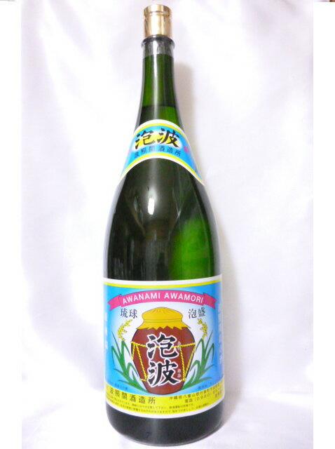 ★送料無料★【波照間酒造所】泡波 30度 4500ml (益々繁盛瓶)  グリーンボトル