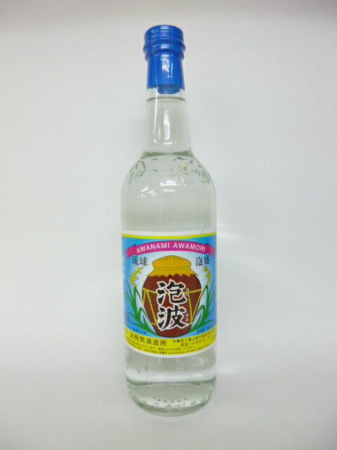【琉球泡盛】【波照間酒造所】泡波 30度 600ml(3合瓶)