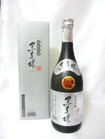 【八重泉酒造所】黒真珠 43度 720ml