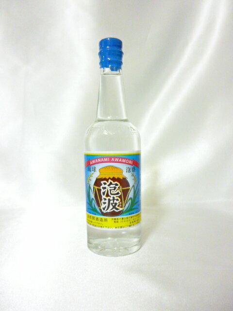 【琉球泡盛】【波照間酒造所】泡波 30度 100ml 透明瓶