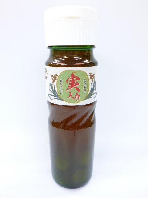 【請福酒造所】梅の実入り梅酒 12度 720ml
