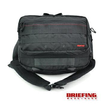 ブリーフィング SIDE STREAM ボディバッグ[BRF138219]