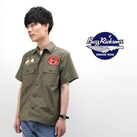 BUZZ RICKSON'S バズリクソンズ メンズ SAIGON ベトナムシャツ[BR38145]【2019SS】