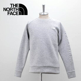 THE NORTH FACE ザノースフェイス メンズ テックエアスウェットクルー[NT12087]【2020SS】