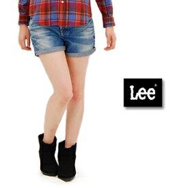 Lee リー レディース HERITAGE VINTAGE BOYS SHORTS ユーズド[LL9120](F-5)(S-5)