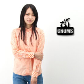 【SALE 40%OFF】CHUMS チャムス レディース Crazy Shirt[CH12-0479]【SS】【返品交換不可】