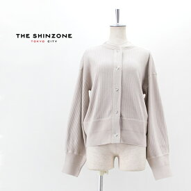 THE SHINZONE シンゾーン レディース CAPELIN CARDIGAN ケープリンカーディガン[19AMSCU20]【BASIC】