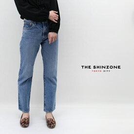 THE SHINZONE シンゾーン レディース GENERAL JEANS ジェネラルジーンズ[18SMSPA65]【BASIC】