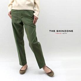 THE SHINZONE シンゾーン レディース ベイカーパンツ[15AMSPA18]【BASIC】