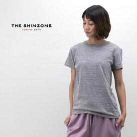 THE SHINZONE シンゾーン レディース クルーネックTシャツ[14SMSCU22]【BASIC】