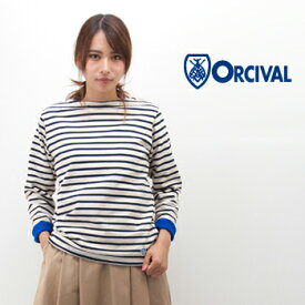 【SALE 20%OFF】ORCIVAL オーシバル レディース フリースライニング コットンロードバスクシャツ[RC-9104]【BASIC】【返品交換不可】