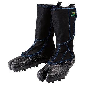 スパイクたび - ブーツ 長靴 足袋 作業 防滑 作業靴 スパイク スパイクマジック 地下足袋 作業用 安全足袋 たび タビ 地下足袋 マジックテープ メンズ レディース 耐滑性 ぬかるみ 河川工事