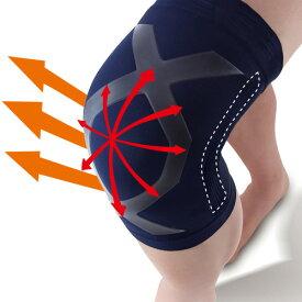 整体師さんのズレ落ちにくい膝サポーター(2枚組) 【膝 サポーター 】【ギフト プレゼント】