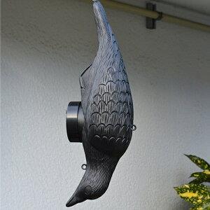 鳥よけ・叫ぶカラス! 【 害鳥 忌避 カラスよけ ゴミ 対策 グッズ 】【送料無料】